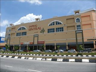 Taiping-Sentral-Mall