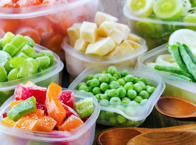O que é melhor: consumir vegetais frescos ou congelados?