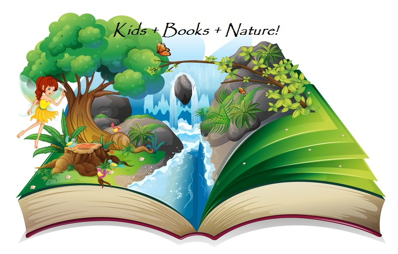 Kids + Books + Nature!