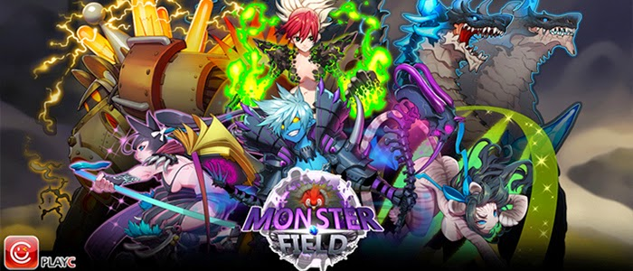 Monster Field Gameplay IOS / Android