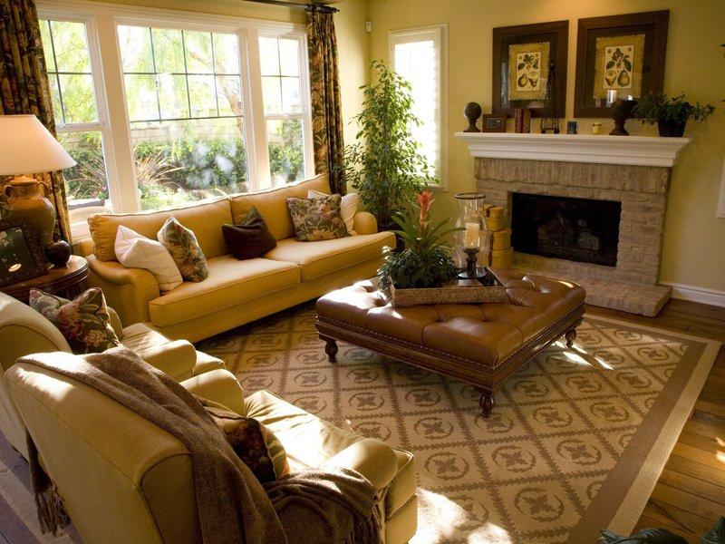 Decoraci n de interiores estilo ingles for Sofas clasicos estilo ingles
