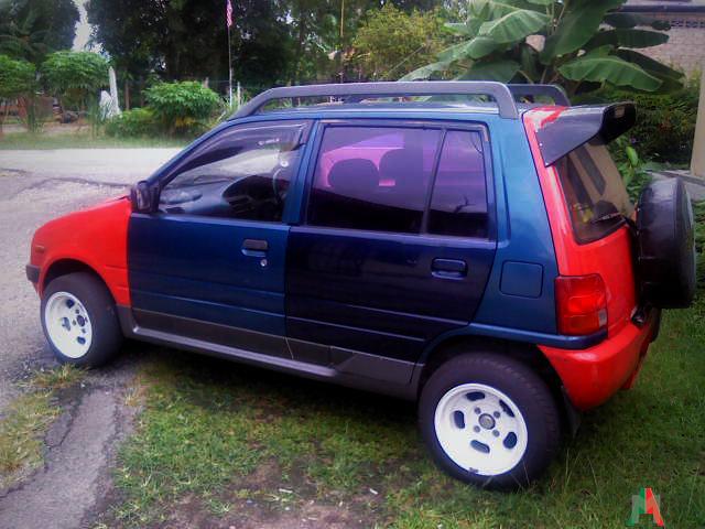 Adib Ruski U0026 39 S Blog  Perodua Kancil  Daihatsu Mira Rv4