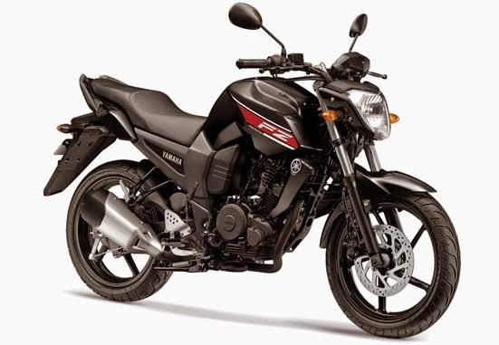 Yamaha FZ16 Black