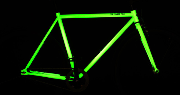 The Kilo Glow-In-The-Dark-Bike