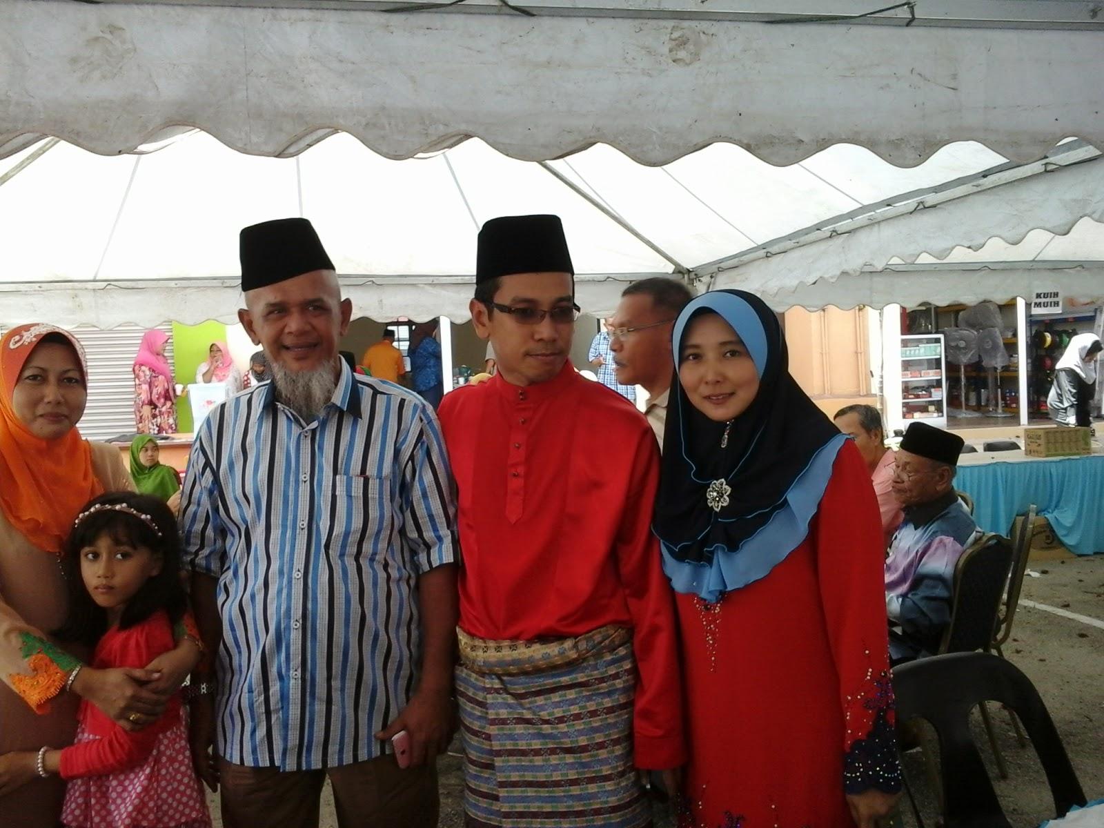 Majlis Rumah Terbuka Hari Raya  Aidilfitri  Dun Kuala Besut,|tengku zaihan