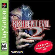 Resident Evil 2 - Dual Shock - PS1 - ISOs Download