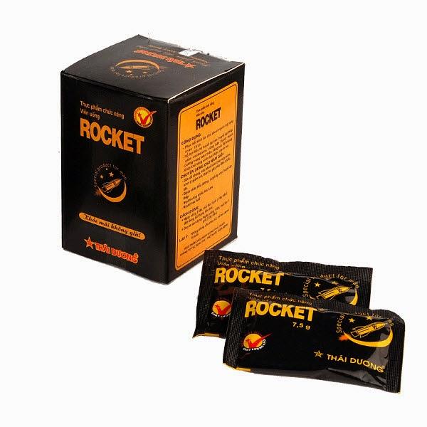 Mua Rocket 1h? Rocket 1h bán ở đâu?