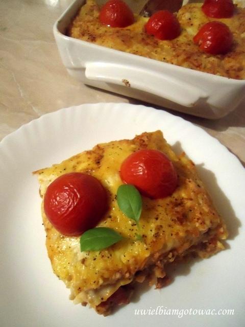 Lasagne (Lazanie)
