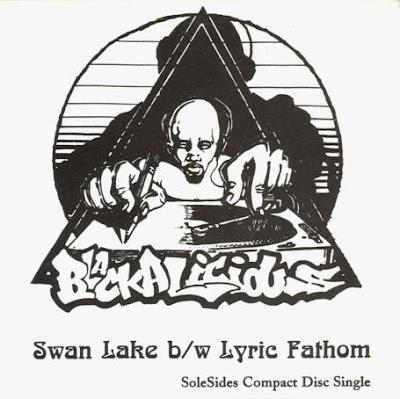 Blackalicious – Swan Lake / Lyric Fathom (CDS) (1994) (FLAC + 320 kbps)