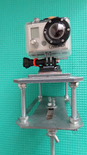 GoPro Mount for DIY Glidecam