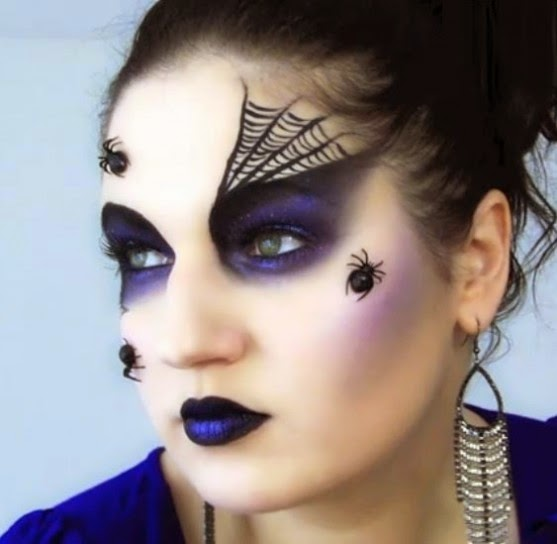 Préférence Look Like A Model: Make up occhi horror: idee trucco per la notte  WC12