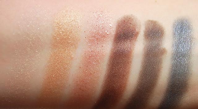 NARS American Dream Eyeshadow Palette Bellissima Alhambra Silk Road Galapagos Bali Tzarine