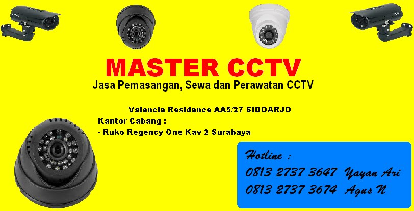 MASTER CCTV