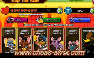 Cheat Ninja Saga Trap The Rats New Event