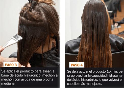 Alisado de cabello progresivo que es y que no es - Como se aplica el microcemento paso a paso ...