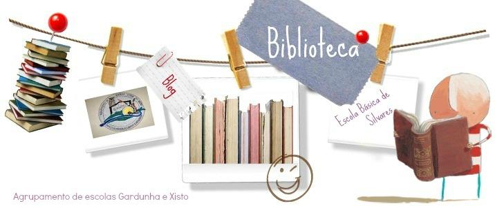 Biblioteca Escolar do AETX - Silvares