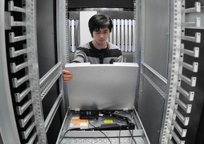 """""""تيانهي 2"""" أسرع كمبيوتر في العالم صنع في الصين"""