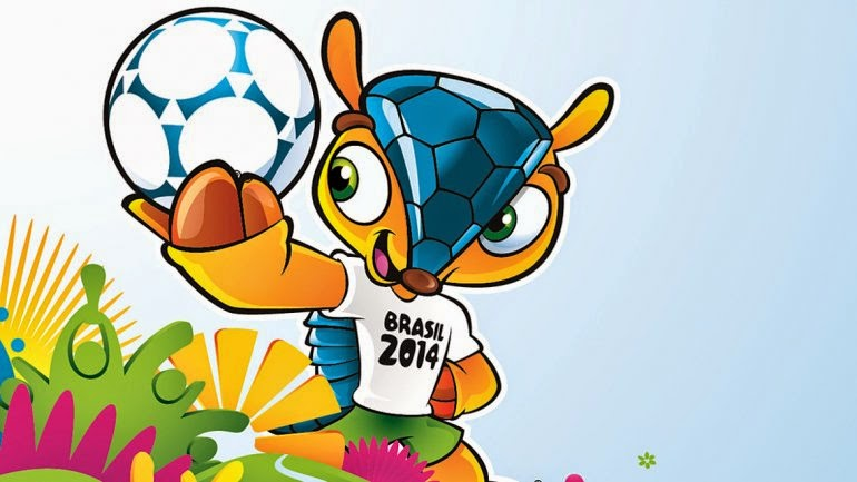 Brasil 2014 la fiesta del fútbol mundial
