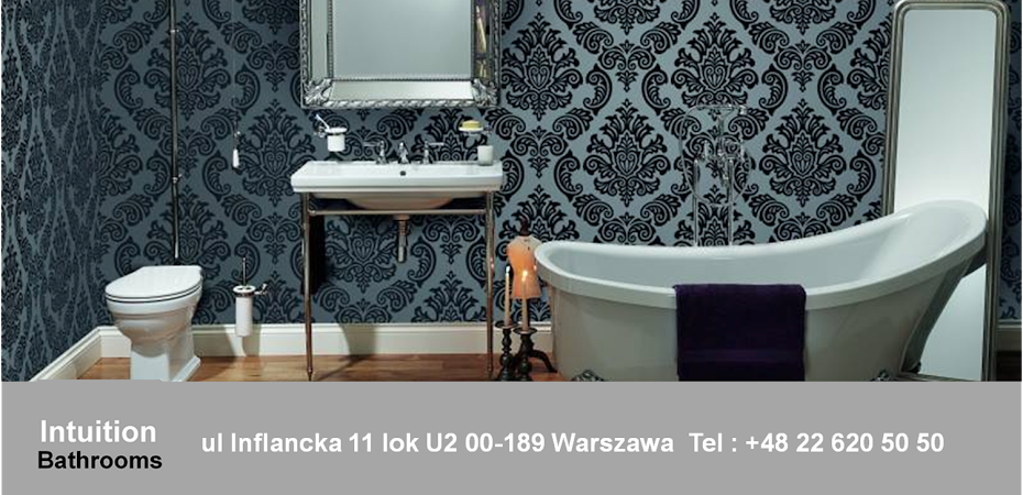 Intuition Bathrooms - luksusowe łazienki