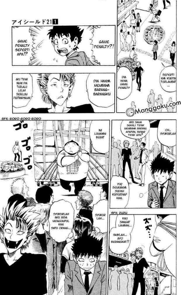 Komik eyeshield 21 003 - kita butuh 11 4 Indonesia eyeshield 21 003 - kita butuh 11 Terbaru 24|Baca Manga Komik Indonesia|