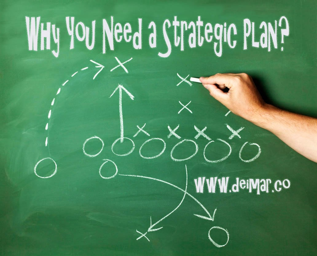 Why You Need a Strategic Plan?