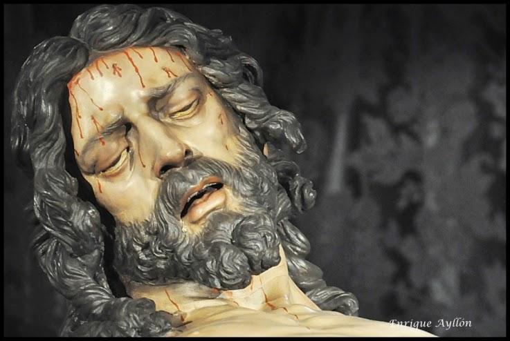 Besapiés al Santísimo Cristo de Pasión y Muerte
