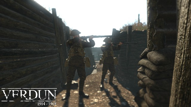 Verdun PC Games Gameplay