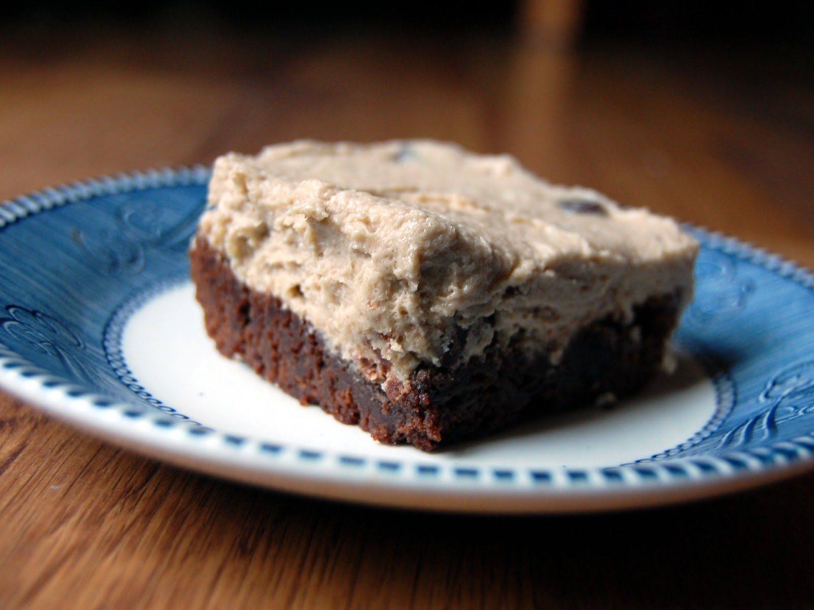 Cassie Craves: Chocolate Chip Cookie Dough Brownies