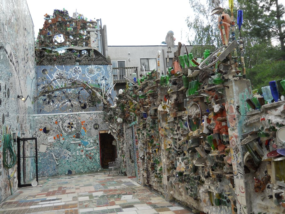 terauds studio magic gardens of philadelphia