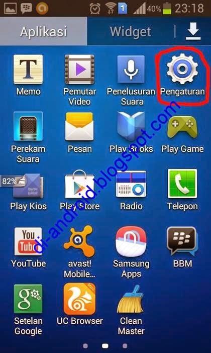 Cara Mengunci atau Memberi Password Android