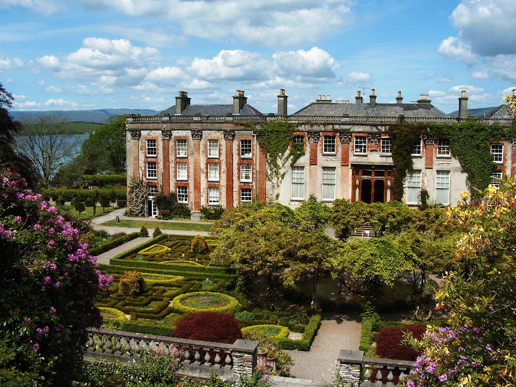 Versailles To Victoria Chateau Of The Day Bantry House