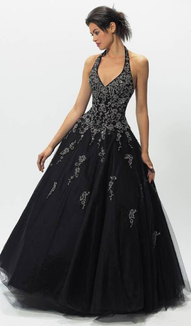 Haughty-Black-Wedding-Gowns-Concept
