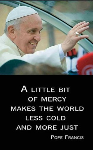 POPE FRANCIS GOOD NEWS