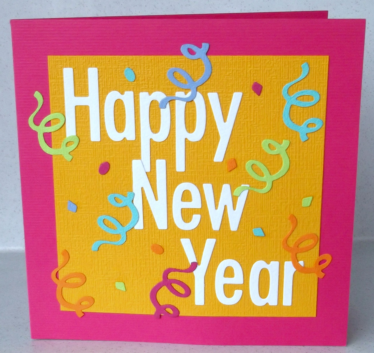 Paper Daisy Cards New Crafty Blog For The New Year