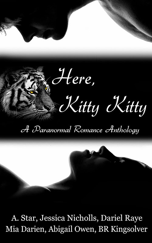 """Here, Kitty Kitty"" benefit anthology giveaway"