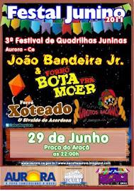 Participe do FESTAL JUNINO 2011