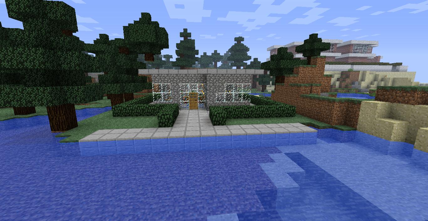 Minecraft casa de pedra - Fotos de casas del minecraft ...
