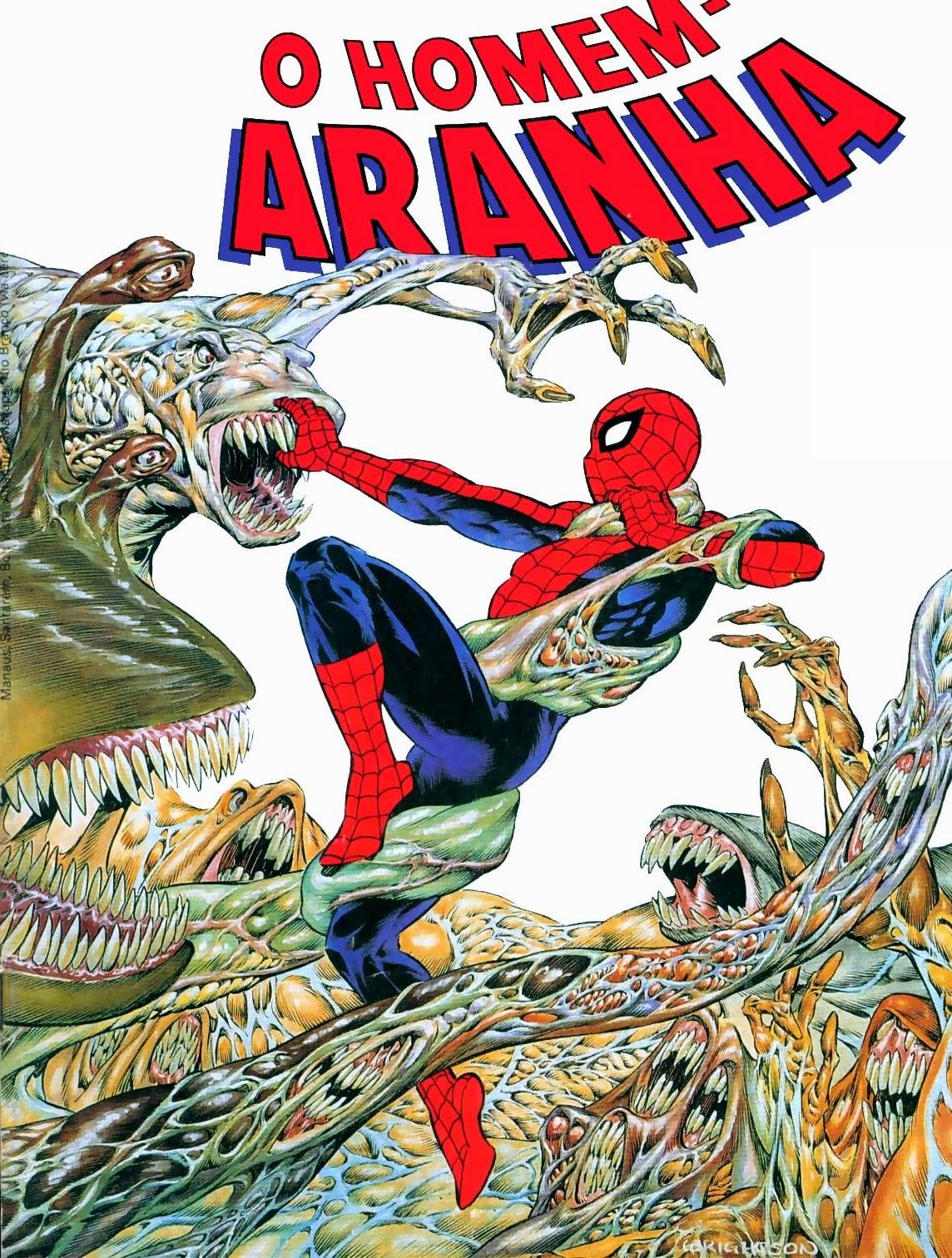 O Homem-Aranha - Marandi #1