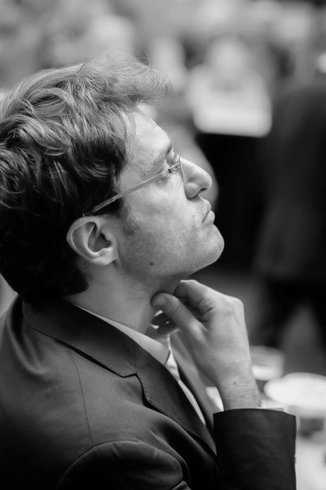 Levon Aronian © (Tata Steel - Alina l'Ami )