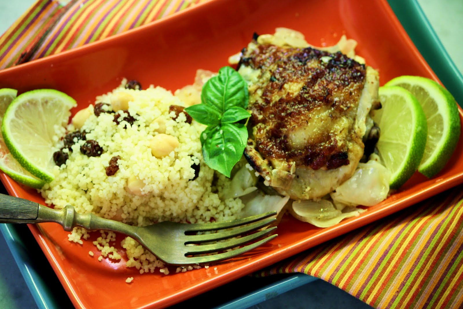 What's Cooking in your World?: Day 158! Senegal - Poulet ...