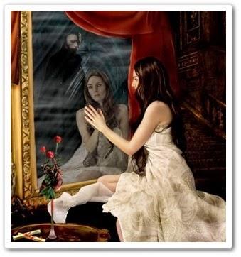 Зеркало в доме - осторожно онлайн видео
