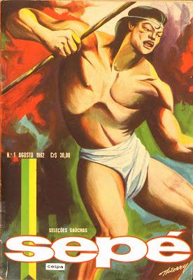 Sepé Tiaruju (1962)