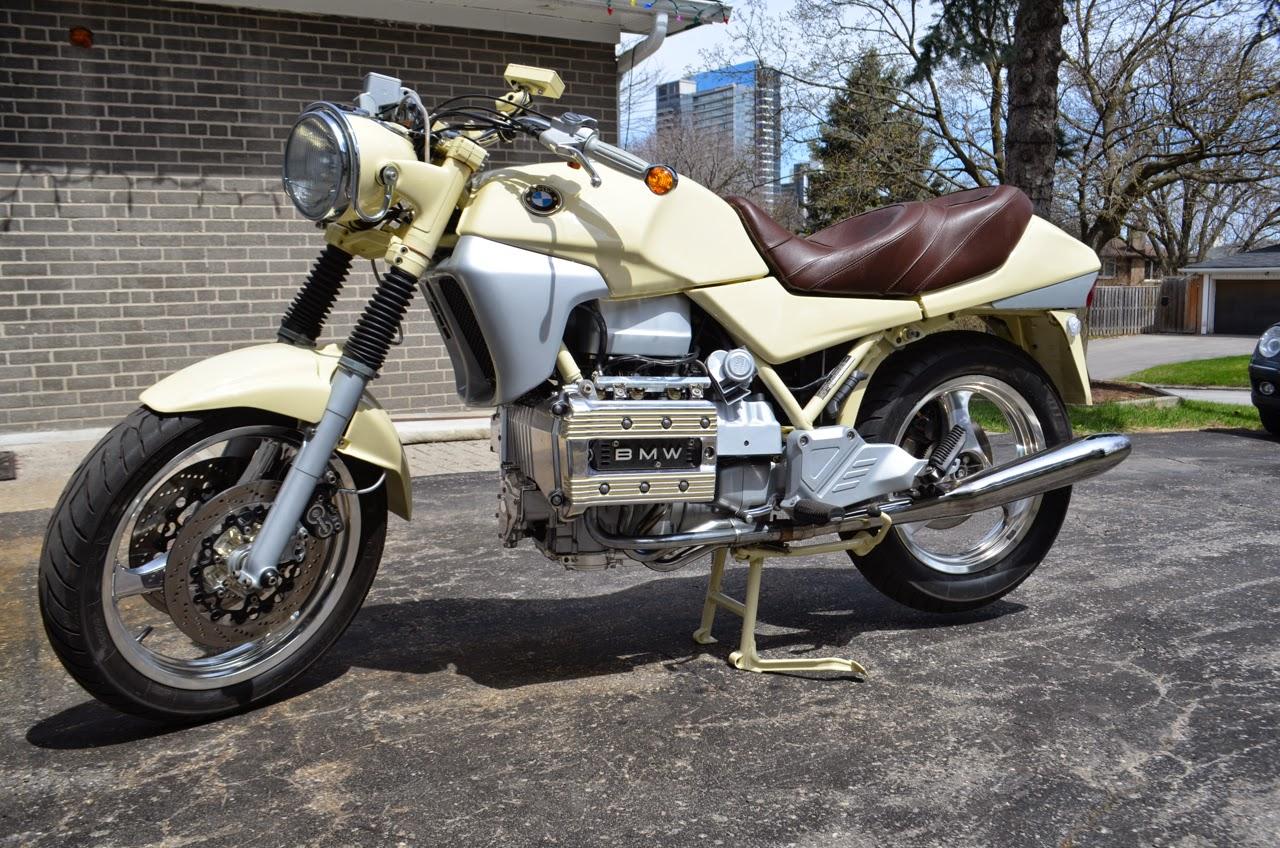 K75 Re-Wiring | My BMW K75 Retro-Customization