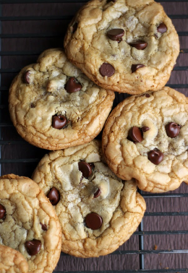 Grapeseed Oil Chocolate Chip Cookies Confessions Of A Confectionista