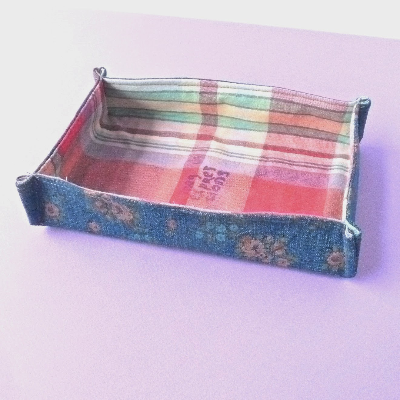 Cute Valet Fabric Boxes