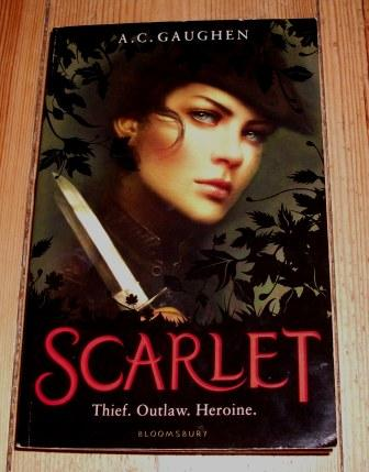 little scarlet book review