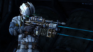 Dead Space 3 Weapon HD Wallpaper