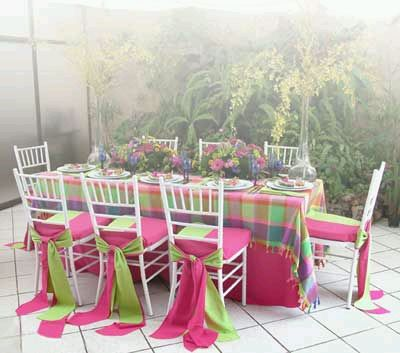 Decoracion de mesas para fiestas parte 1 - Decoracion mesas para fiestas ...