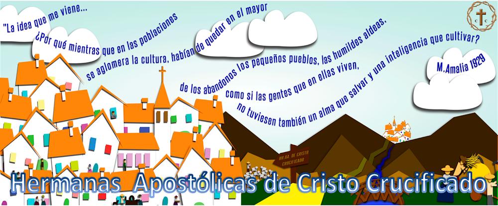 HERMANAS  APOSTÓLICAS DE CRISTO CRUCIFICADO