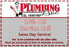 Plumbing Doc. Coupon